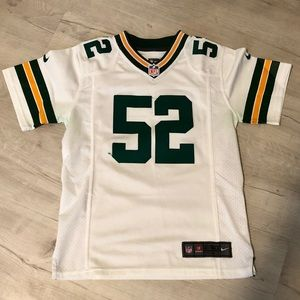Clay Mathews Green Bay Packer's Jersey